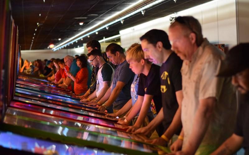 Pinball Madness Recap