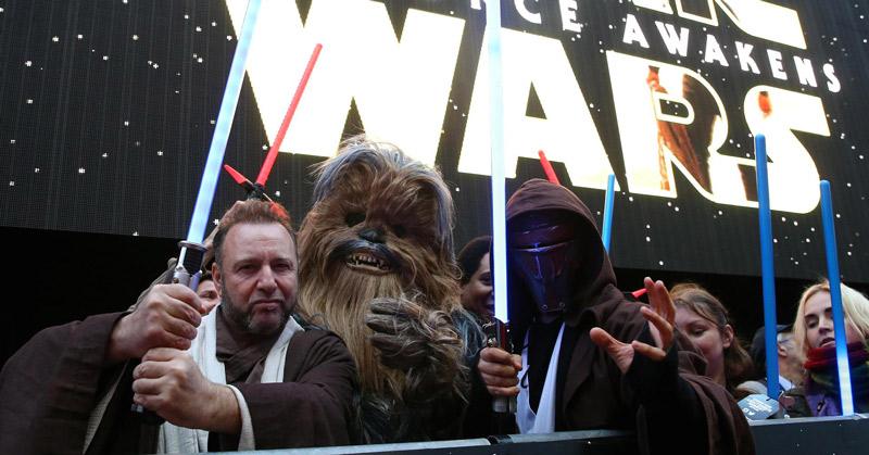 Star Wars The Last Jedi Fallout
