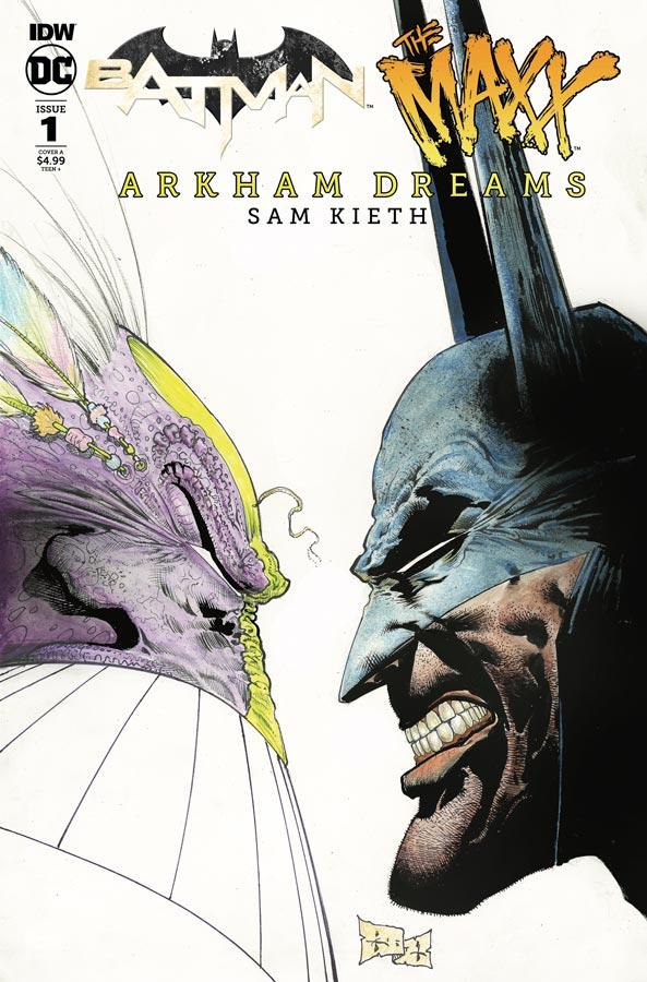 New Comic Book Reviews Week Of 10/3/18
