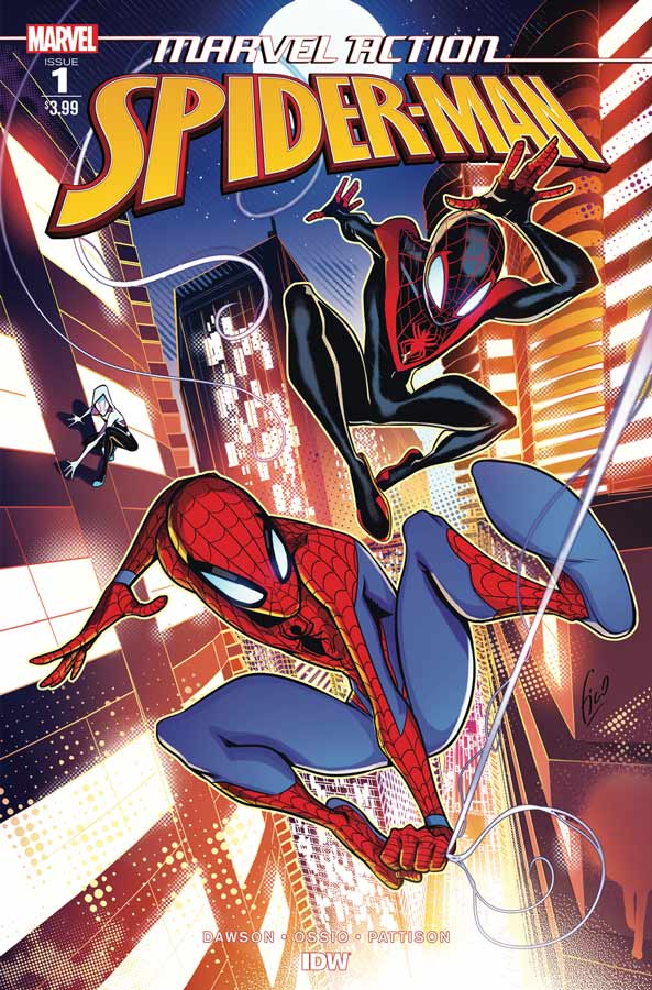 New Comic Book Reviews Week Of 11/28/18