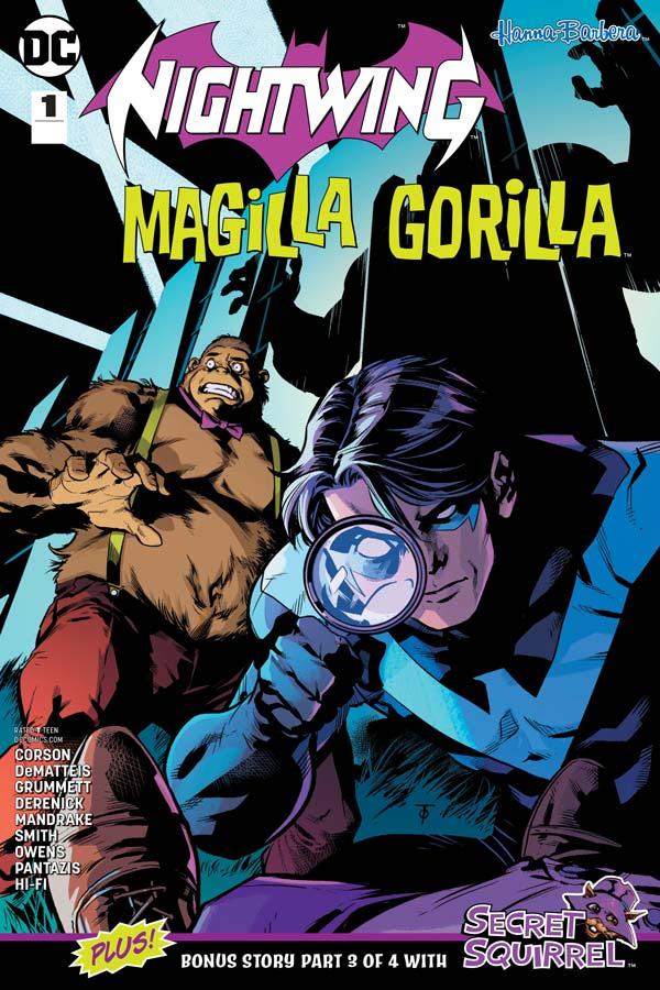 nightwing_magilla-gorilla-#1