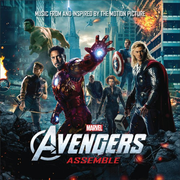 Avengers Assemble OST Reviewed - POPCulture Online
