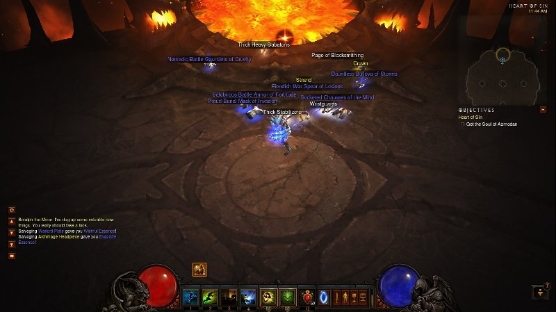 Diablo 3 - Farming Gold & Experience For New Players