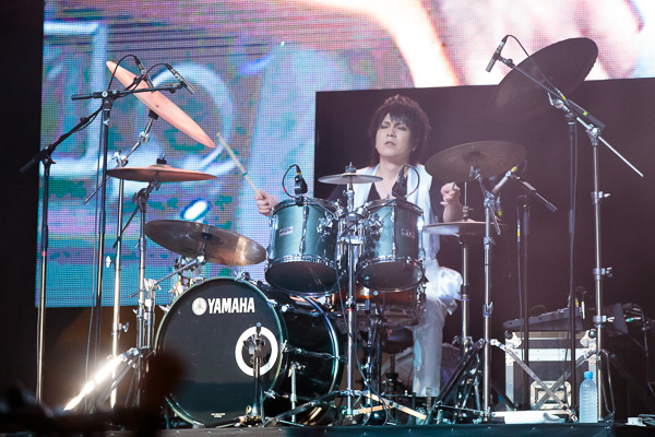 Sundown Festival 2012 Alice Nine
