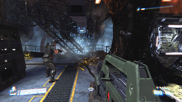 Aliens Colonial Marines Review Screenshot 01
