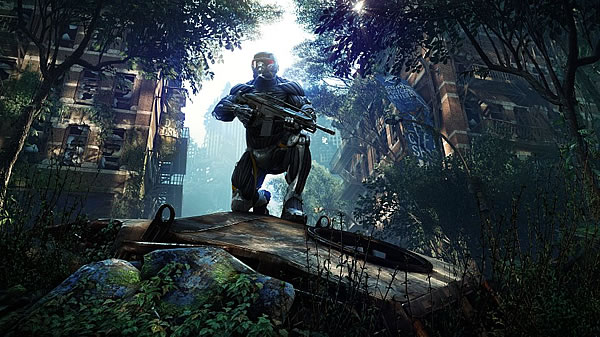 Crysis 3 Review Screen Shot 01