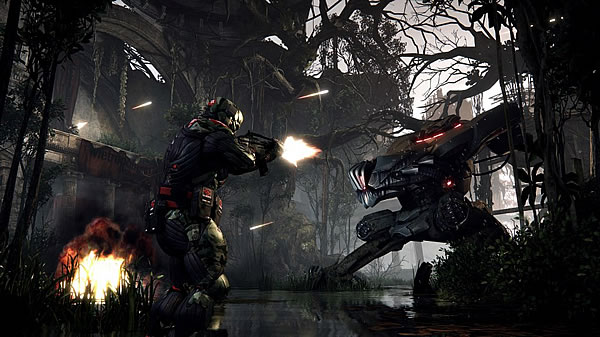 Crysis 3 Review Screen Shot 02