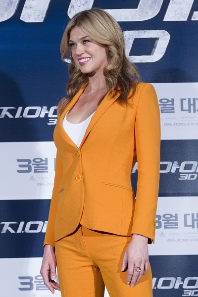 """G.I. Joe - Retaliation"" Press Conference"