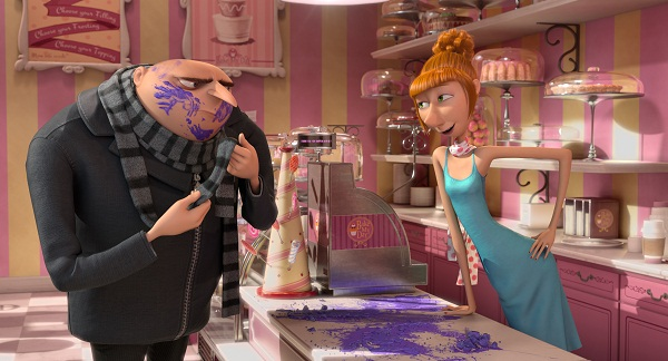 dispicable me 2