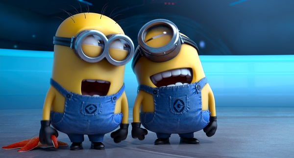 dispicable me 4