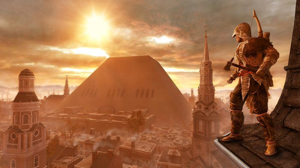 Assassin's Creed 3 The Tyranny of King Washington (DLC) Review 03