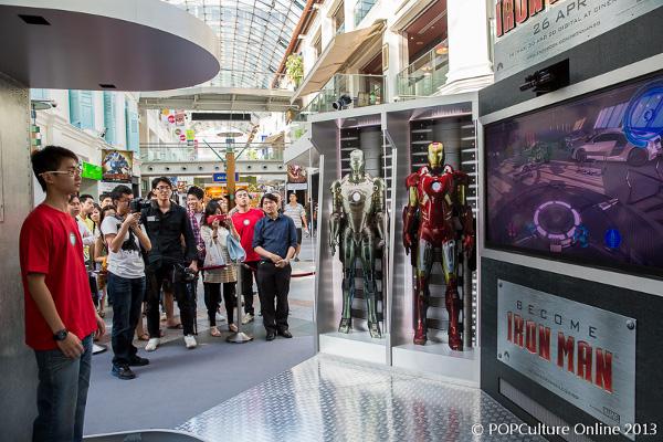 Become Iron Man Bugis Junction 04-1