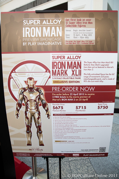 Become Iron Man Bugis Junction 09-1