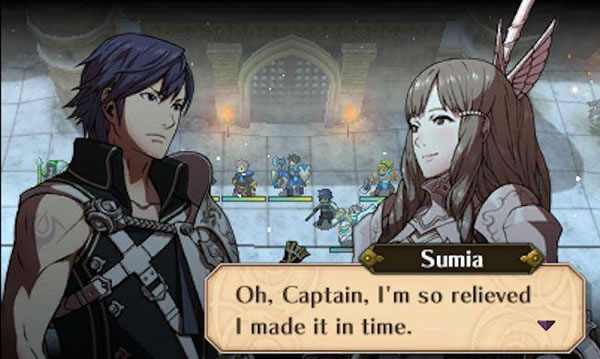 Fire Emblem Awakening Review Screen Shot 01