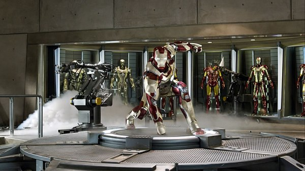 Iron Man 3 Mark 42