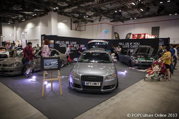 Tokyo Auto Saloon Singapore 2013-4