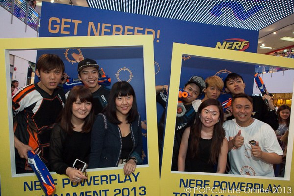 NERF POWERPLAY 2013