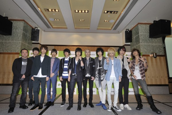 BARKS Makes Japanese Music News More Accessible To Global Audiences Press Conference