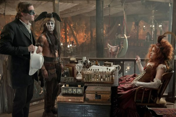 The Lone Ranger Review Movie Still 01