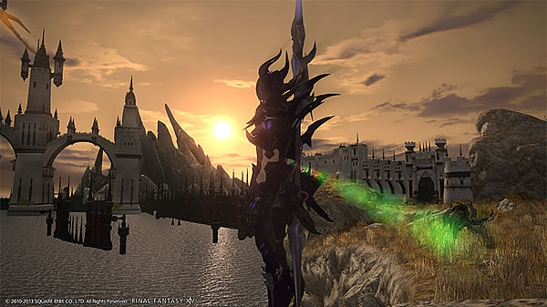 FF14 ARR Review Screen Shot 02