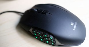 Logitech G600 MMO Gaming Mouse 01