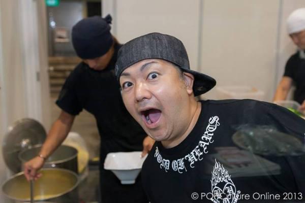 Chef Kenji Tsukada Bond of Hearts Oishii Japan 2013