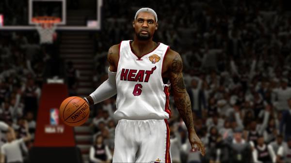 NBA2K14 Review Screen Shot 02