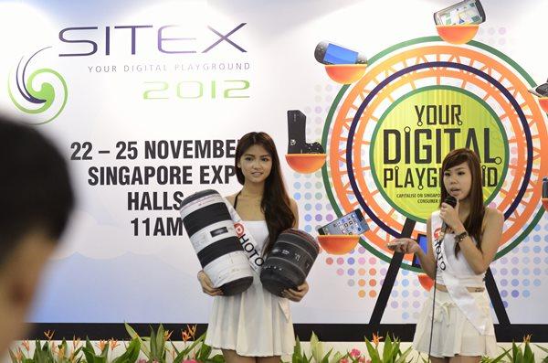 SITEX 2013 Tech Runway