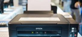 Epson L210 Ink Tank System Printer