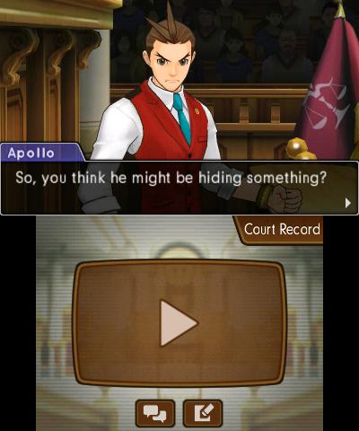 Phoenix Wright Ace Attorney 5 01