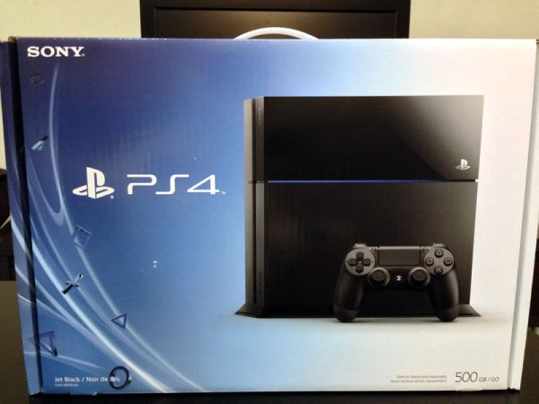 Unboxing The Playstation 4 The Review Picture 01