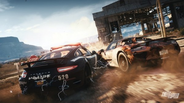 Need For Speed Rivals Review Porsche Pirsuit Tech