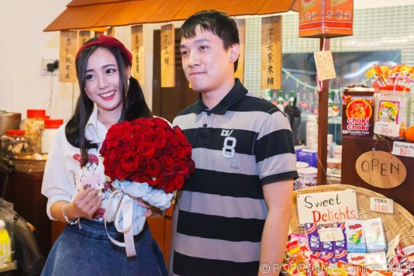 Valentines with Valerie