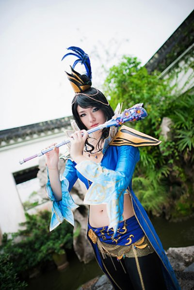 Interview with Cosplayer Rainer Zhen Ji frm Dynasty Warriors 7 by Shiro Ang
