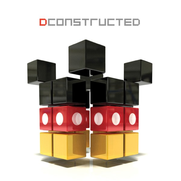DCONSTRUCTED Album Cover