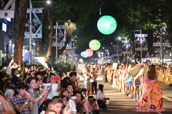 Orchard Fashion Runway 2014 Photo 06