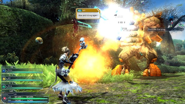 Phantasy Star Online 2 Closed Beta Hands On (2)