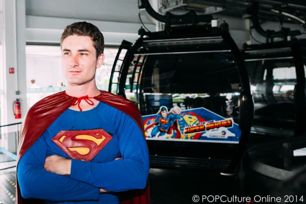 Fly With The Super Heroes Onboard Singapore Cable Car (13)