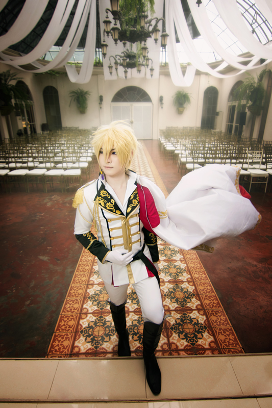beastmaster and prince snow bride - matheus cosplay
