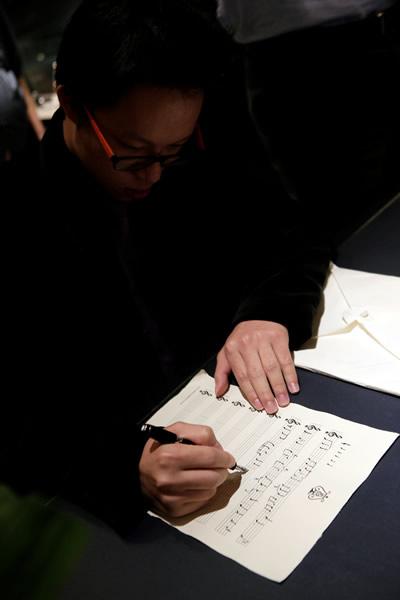 Steinway Gallery Singapore Montblanc Heinrich Engelhard Steinweg - Lim Han Quan 16 composing