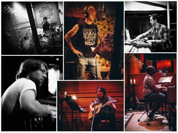 Maroon 5 band Members 2014