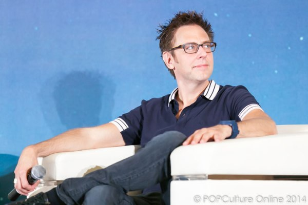 Marvel's Guardians of the Galaxy Southeast Asia Press Conference - James Gunn