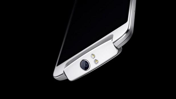 Oppo N1 Selfie Camera