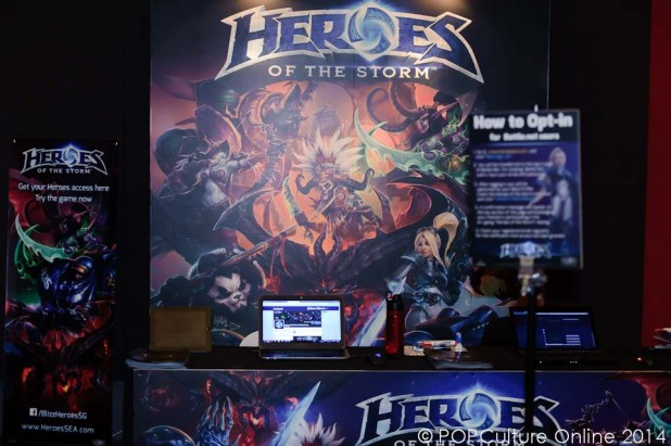ICDS 2014 01 - Asiasoft Blizzard Heroes of the Storm