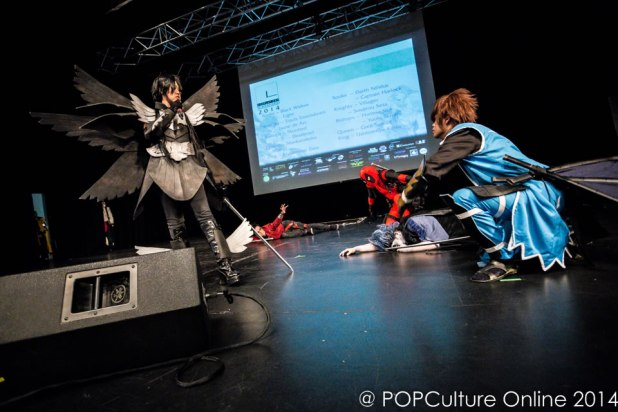ICDS 2014 - Cosplay Chess