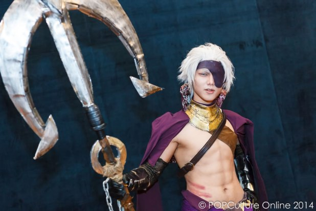 ICDS 2014 - Cosplayer Dat Baka Interview 03