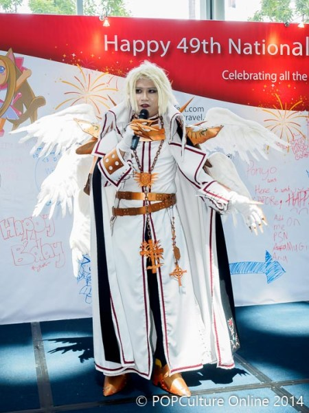 ComiFest 2014 Cosplayer Clive