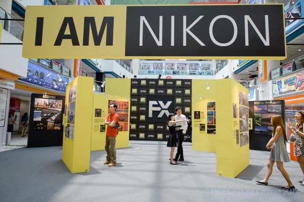 Nikon I Am Full Freedom Media Event