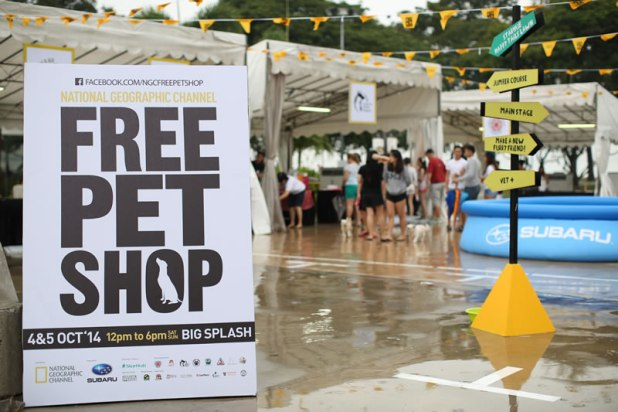 National Geographic Channel Free Pet Shop 2014 01