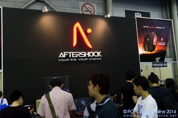 SITEX 2014 Aftershock